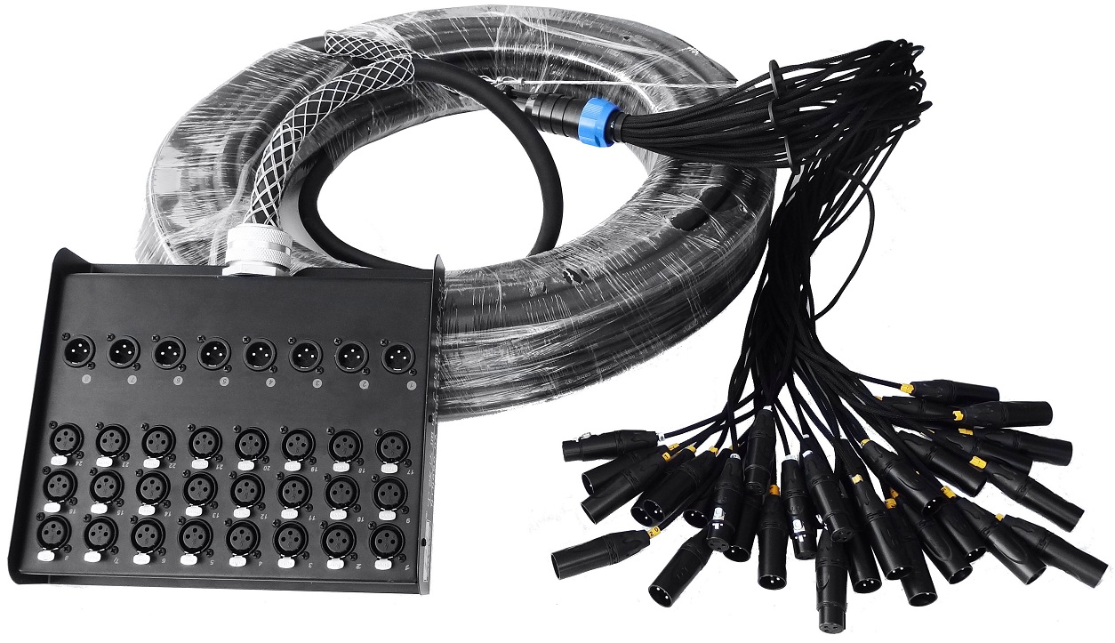Audio Multicore Cable : Entertainment warehouse